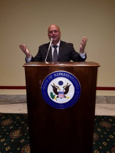 David Gergen, CEO ASBA, Speaking at the House of Representatives