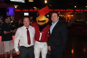 David Gergen, Big Red and Arizona Attorney General Mark Brnovich