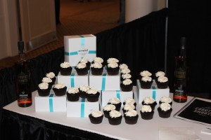 country smooth cupcakes at Dental Sleep Masters Booth